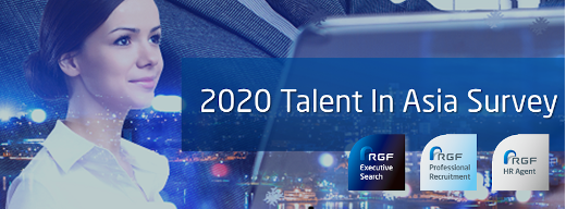 RGF's 2020 Talent in Asia Survey