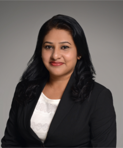 Romikka Ganguly, Associate Director, RGF Executive Search Singapore