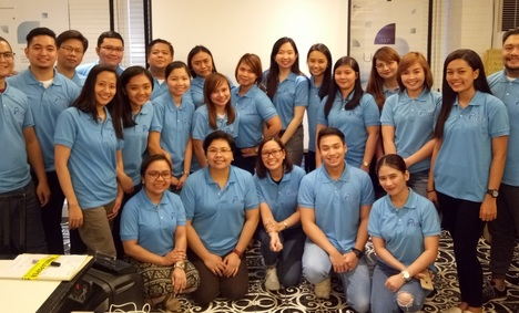 Q3 Kick-off 2018 - RGF Executive Search Philippines