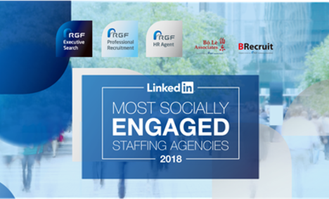 Most Socially Engaged 2018