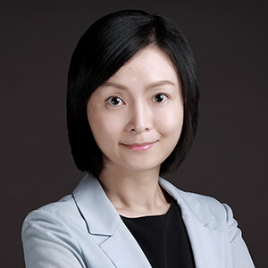 Ellen Lin, Regional Head of IRB and Managing Director of Bo Le Associates